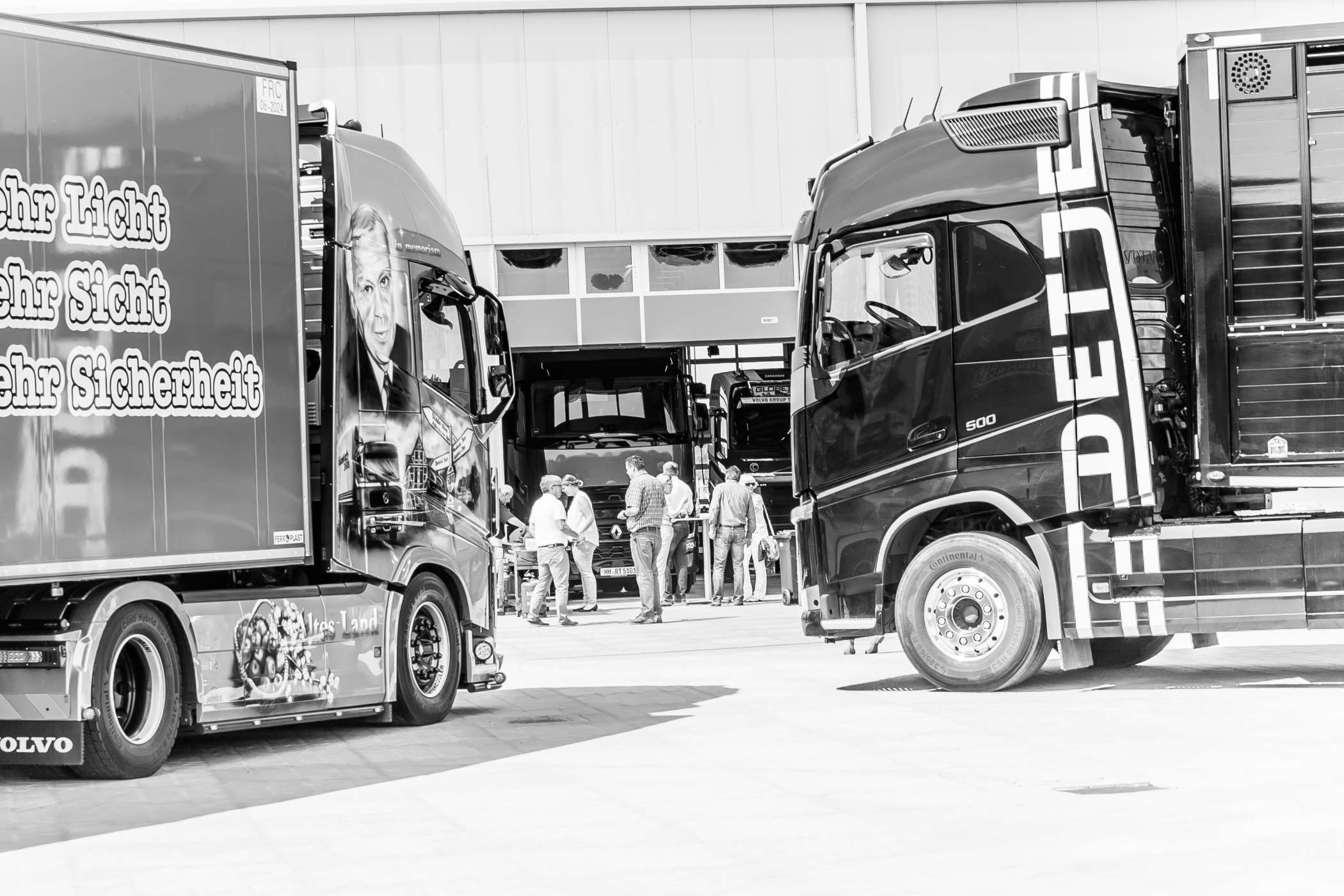 (Bild: Volvo Trucks/ JB Photography)